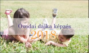 Óvodai dajka- OKJ száma: 32 140 01 - képzés